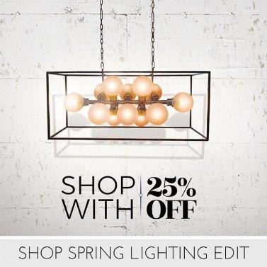 Spring Lighting Edit