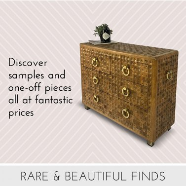 Rare & Beautiful Finds