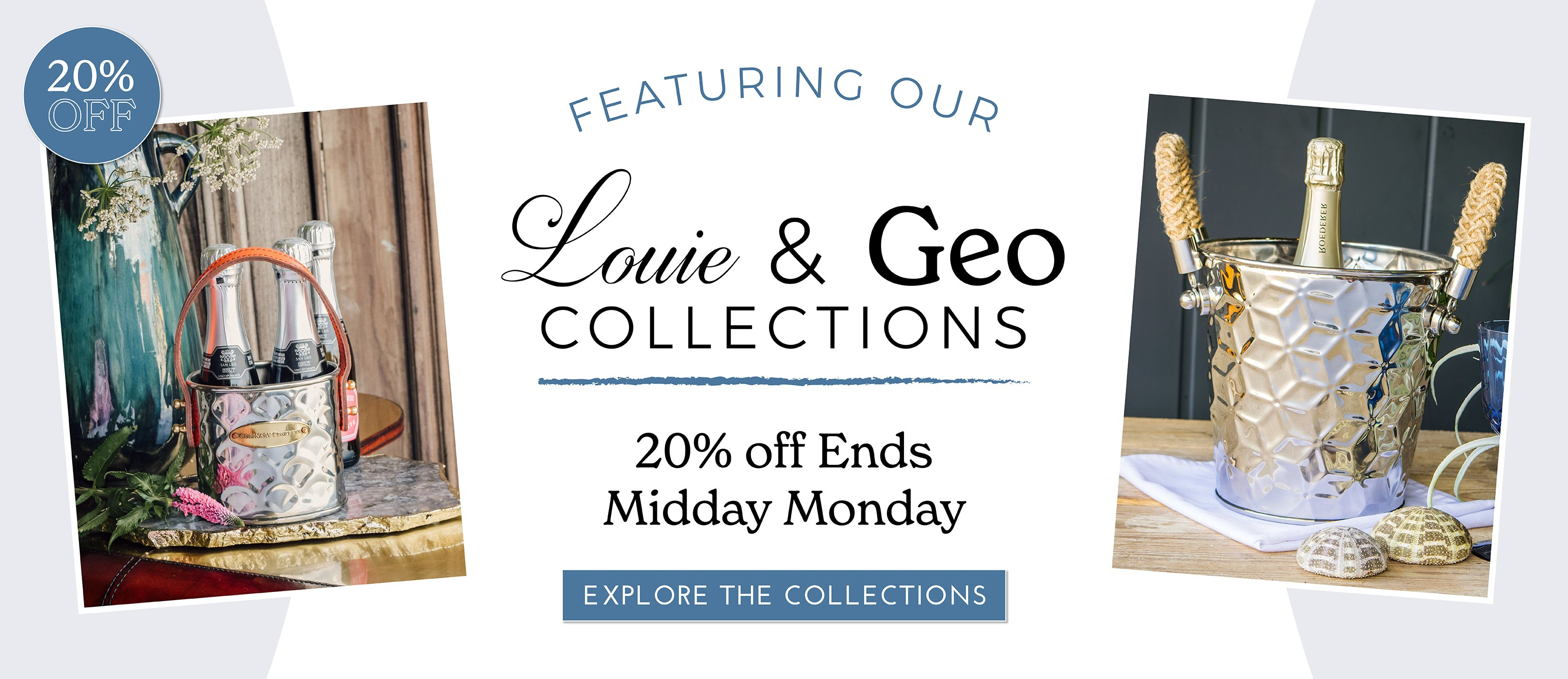 Shop Louie and Geo
