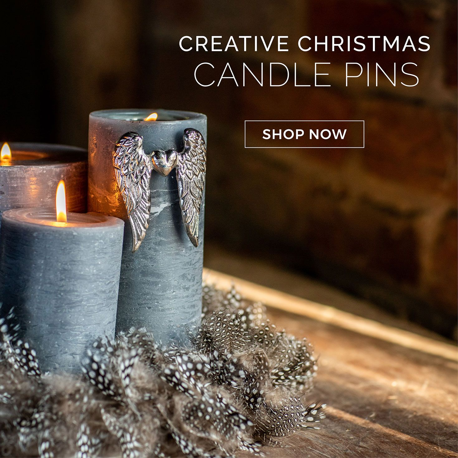 Candle Pins