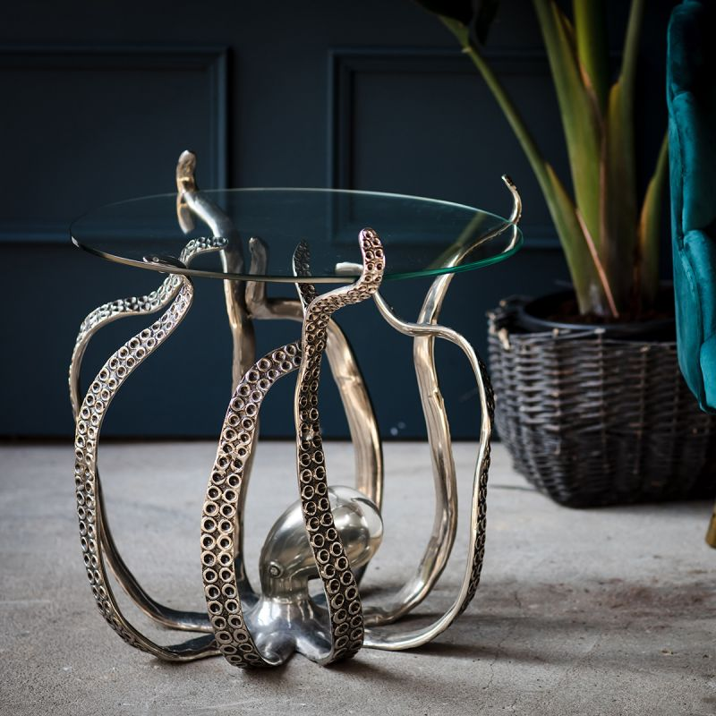 Large Octopus Design Table Culinary Concepts