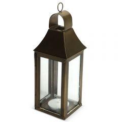 Mini Tonto Lantern - Antique Brass