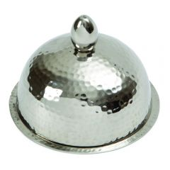 Large Domed Butter Dish with Glass Insert