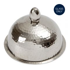 Replacement Glass Insert For Large Domed Butter Dish
