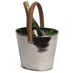 Champagne Hammered Wine Cooler
