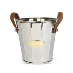 Heritage Leather Handled Wine Cooler - Pre-order - Due Early November