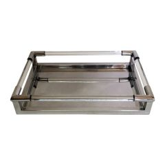 Art Deco Acrylic Tray