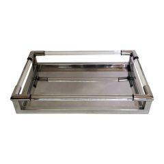 Art Deco Acrylic Tray