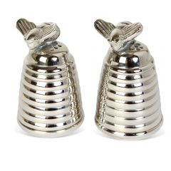 Honey Beehive Salt & Pepper Set