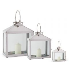 Large, Small & Extra Small Rectangular Coach Lantern Set - Pre-order - Due Mid March