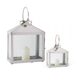 Small & Extra Small Rectangular Coach Lantern Set - Pre-order - Due Mid March