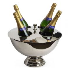 Large Ascot Four Bottle Champagne Cooler
