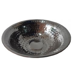 Large Hammered Bowl