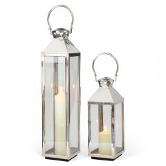 Medium & Small Chelsea Lantern Set - Pre-order - Due Mid March