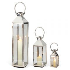 Medium, Small & Extra Small Chelsea Lantern Set