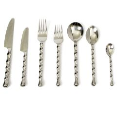 Carousel 42 Piece Cutlery Set - Handmade To Order
