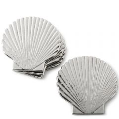 Shell Coaster Four Piece Set