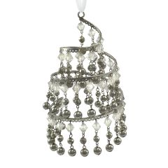 Twirl, Pearl & Gem Hanging Decoration