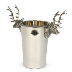 NEW! Stag Single Wine Bottle Cooler