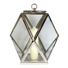 Large Diamond Lantern