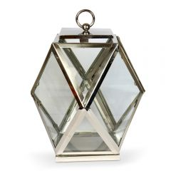Small Diamond Lantern