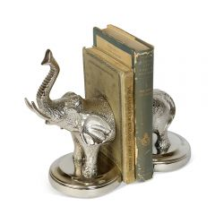 NEW! Elephant Bookends