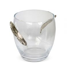NEW! Feather Glass Wine Cooler