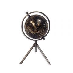 NEW! Columbus Tripod Desk Globe
