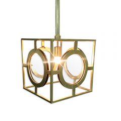 Galileo Cube Pendant