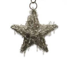 NEW! Extra Small LED Beaded Hanging Star