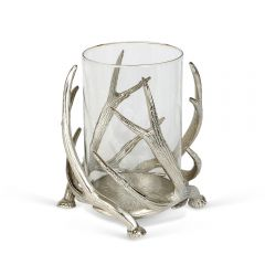 NEW! Twisted Antler Hurricane Lantern