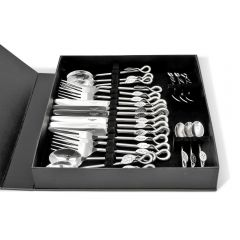 Leaf 24 Piece Cutlery Set