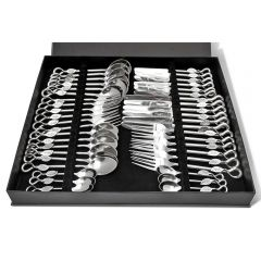 Leaf 42 Piece Cutlery Set - Handmade To Order