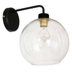 NEW! Globe Wall Lamp