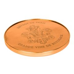NEW! Lazy Susan - Copper Finish - Production Second