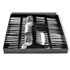 Millennium Hammered 42 Piece Cutlery Set - Handmade To Order