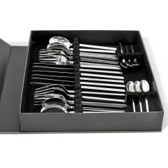 Millennium Polished 24 Piece Cutlery Set - Handmade To Order