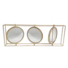 NEW! Orion Triple Mirror - Gold Finish
