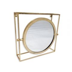 NEW! Orion Single Mirror - Gold Finish