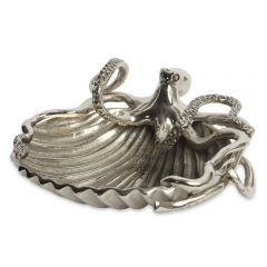 Octopus & Shell Dish - Pre-order - Due Late April