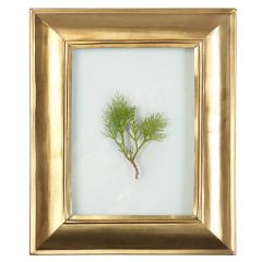 Small Rectangular Wall Mounted Frame - Gold