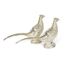 Pheasant Salt & Pepper Set  - Pre-order - Due Mid March