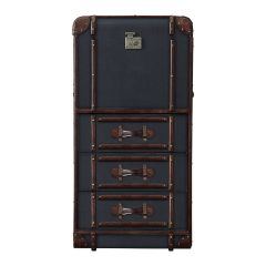 Explorer Drawer & Trunk Combo - Charcoal - Ex-Display
