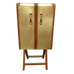 NEW! Aviator Bar Cabinet - Pre-order - Due Late October