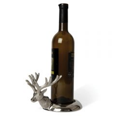 Stag Wine Bottle Holder