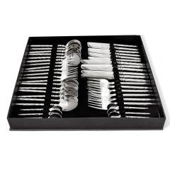 Twist Neck 42 Piece Cutlery Set - Handmade To Order