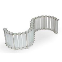 NEW! S-Shaped Test Tube Table Vase