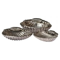 Shell Bowls Three Piece Set