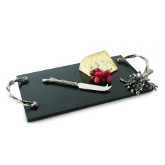 Woodland Cheese Board with Knife