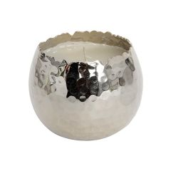 NEW! Small Hammered Silver Votive - Pre-order - Due Early June